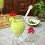 黄瓜椰子汁