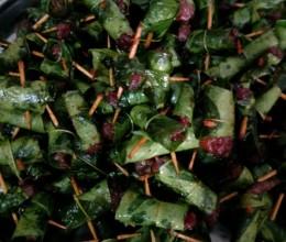 红花绿叶——香叶牛肉