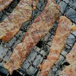 野外烤牛肉