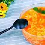 番茄金针菇汤
