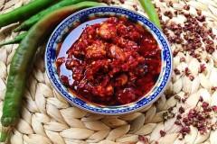 红油豆瓣酱做法(附辣椒酱做法)
