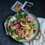 蔬果沙拉#丘比沙拉汁#