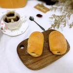 软欧香肠面包卷