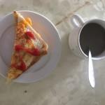 五分钟早餐-鸡蛋火腿吐司