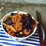 四喜烤麸:上海传统名菜