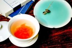 铁观音西柚茶