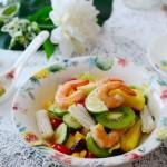 热带泰式海鲜沙拉#幸福的味道#