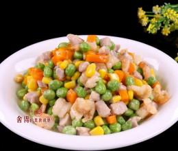 这道菜特别适合老人和孩子, 营养丰富, 味道鲜美, 制作简单
