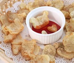 一勺油做出美味薯饼,麦当劳的薯条都比不上