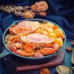泰式椰浆咖喱蟹#让爱不负好食光#