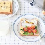 早餐—趣味水果吐司