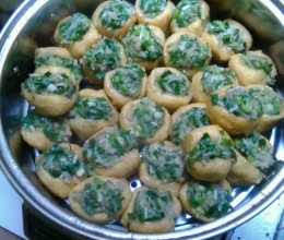 江西酿豆腐