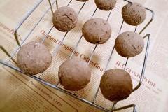 巧克力麻薯球——无麻薯预拌粉版