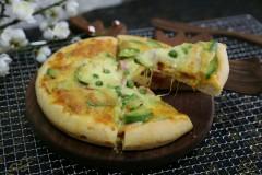 牛油果披萨