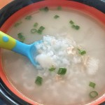 婴儿豆腐鱼汤粥