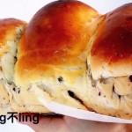 蜜豆吐司面包