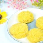 小米豆腐虾仁丸 宝宝健康辅食,高蛋白的补钙丸子