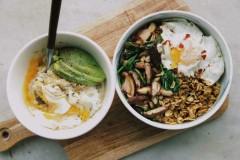 鸡蛋黄金燕麦饭