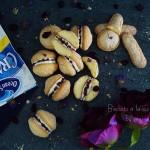 """蔓越莓乳酪夹心饼干#享""""美""""味#"""