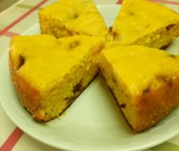 南瓜红枣发糕