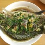 罗非鱼怎么做好吃-清蒸罗非鱼
