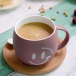 红枣枸杞紫米豆浆