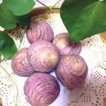 紫薯螺旋酥
