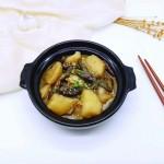 土豆茄子白菜煲#厨此之外,锦享美味#