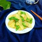 青椒炒土豆片#厨此之外,锦享美味#
