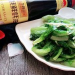 蚝油生菜#厨此之外,锦享美味#