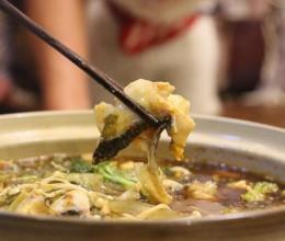 酸菜砂锅鱼