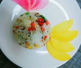 剩米饭的绽放