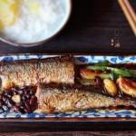 葱烧秋刀鱼