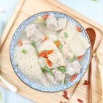 排骨竹荪汤