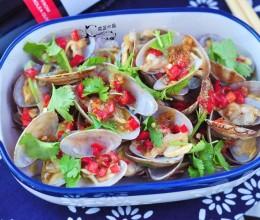 蒜蓉蛤蜊 #金龙鱼外婆乡小榨菜籽油 最强家乡菜#