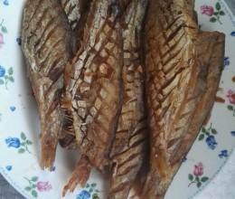 天津传统炸马口鱼