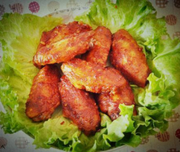 cook100麻辣烤翅