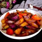 土豆烧茄子#厨此之外,锦享美味#