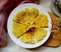 土豆鸡蛋饼#每道菜都是一台食光机#
