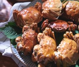清蒸大闸蟹 | 味蕾时光