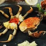 大閘蟹的正確吃法