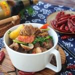 土豆排骨煲#厨此之外,锦享美味#