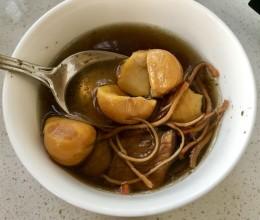 秋季养生汤-粟子虫草花牛肉汤
