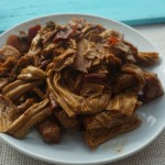 红烧腐竹五花肉