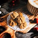网红香港珍妮小熊曲奇 咖啡小花云顶曲奇饼干 咖啡伴侣下午茶