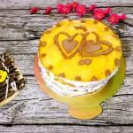 混搭千层蛋糕#祖国妈妈生日快乐#