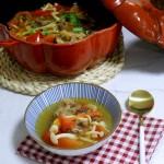 清炖番茄牛尾汤