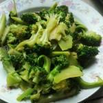 耗油花椰菜