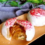 蟹粉鲜肉月饼#京蟹世家#