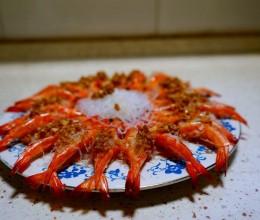 蒜香粉丝虾